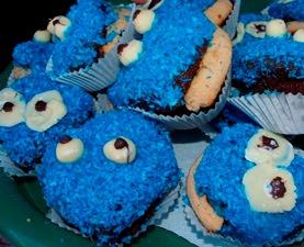 muffinki ciastek