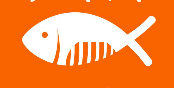 jedzą rybę